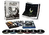 Alien Quadrilogy - H.R. Giger Edition (Edizione Limitata Esclusiva Amazon) (6 Blu-Ray)