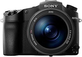 Sony DSC-RX10M3 Premium Bridge Kamera (20.1 Megapixel, 25-fach optischen Zoom, 4k) inkl. 24-600mm F2.4-4 Zeiss Vario-Sonnar T* Objektiv schwarz