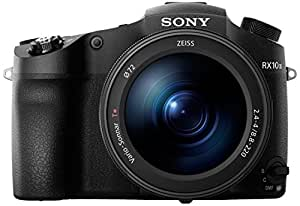 "Sony Cyber-shot RX10 III Compact camera 20.1MP 1"" CMOS 5472 x 3648pixels Black - Digital Cameras (20.1 MP, 5472 x 3648 pixels, CMOS, 25x, 4K Ultra HD, Black)"