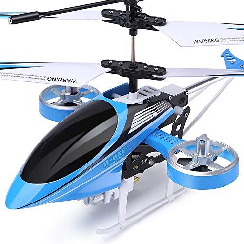 Ycco Mini Widerstand 2.4G Flugzeug-Spielzeug-Geschenke Modell Quadrocopter Spielzeug-Fernsteuerung Flugzeug RC Flugzeug 4.5CH Glider Flugzeug Neu for zusätzliche Stabilität Spielzeug/Play/Kind/K