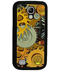 PRINTSWAG MACHINERY Designer Back Cover Case for SAMSUNG GALAXY S4 MINI