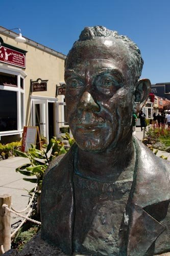 Footsteps of Steinbeck - Driving Tour of Monterey, Pacific Grove and Cannery Row by N/A (0100-01-01)