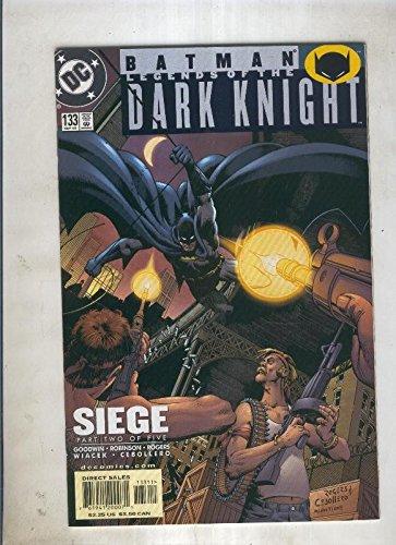 Batman leends of the dark knight numero 133