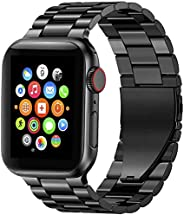 Innoo Tech Watch Band for Apple Watch, Stainless Steel Metal Smartwatch Replacement Strap for iWatch Series 6/