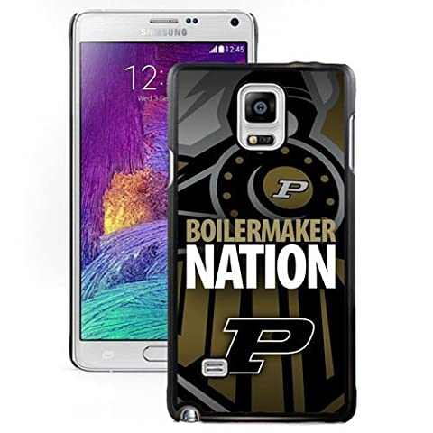 Customized Galaxy Note 4 Case with Ncaa Big Ten Conference