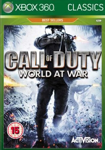 Call Of Duty: World At War - Classics Edition [Importación italiana]