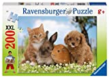 Ravensburger  Friends of The Family Jigsaw Puzzle, 200-Piece,Multi Color