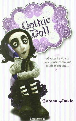 GOTHIC DOLL: (DERECHOS MEXICO-EDICION ESPAÑA) (SIN ASIGNAR)