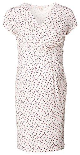 ESPRIT Maternity - Robe spécial grossesse - Uni - Femme Offwhite (110)