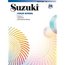 Suzuki Violin School: Violin Part: 3 (The Suzuki Method Core Materials)