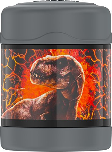 Thermos Funtainer 10 Ounce Food Jar Jurassic World Funtainer 10 Oz Food Jar