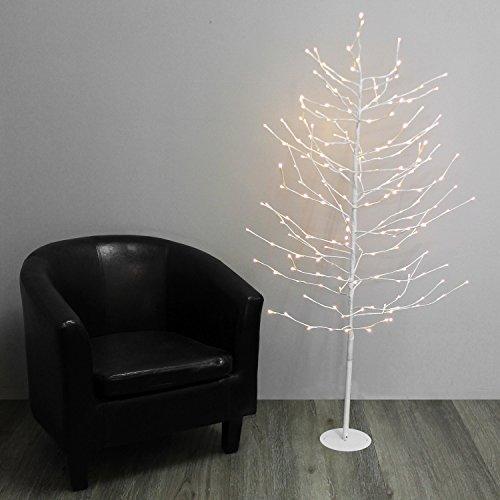 Ersatzglühlampen Für Weihnachtsbeleuchtung.Die Besten Lichterketten Für Draußen Holz Im Garten