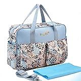 BAO Schwangere Frau Multifunktionale Messenger Bag Mama Tasche Mode Mutter & Baby Tasche Tote Bag, C