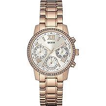 Guess  W0623L2 - Reloj de lujo para mujer, color dorado