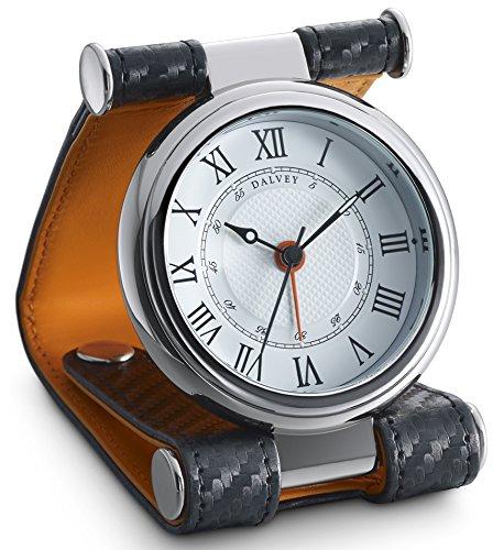 Cavesson Clock, Taschenuhr - Dalvey Farbe Orange