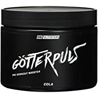 Pre Workout Booster Götterpuls – OS NUTRITION Cola 308g – made in Germany preisvergleich bei fajdalomcsillapitas.eu
