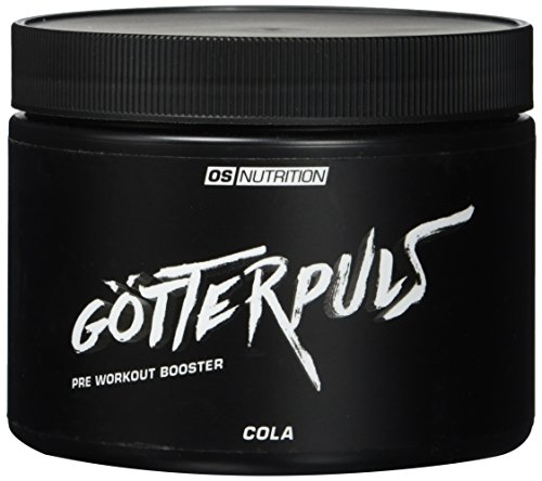 Götterpuls Pre-Workout-Booster von OS Nutrition - 308g