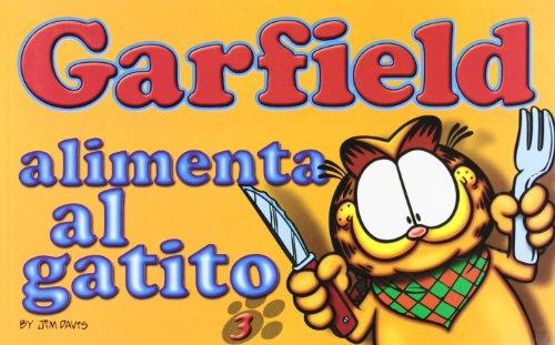 Garfield nº 3: alimenta al gatito