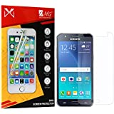 DMG Tempered Glass For Samsung Galaxy A8 (2-Pack), Shatter Proof Glass Screen Protector Full Screen Screen Guard For Samsung Galaxy A8 (Clear)