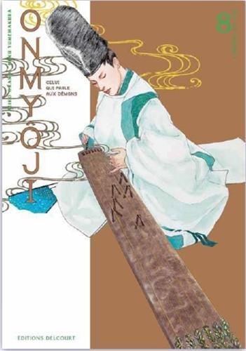 Onmyôji : Celui qui parle aux démons Edition simple Tome 8