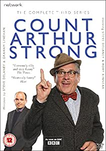 Count Arthur Strong: The Complete Third Series [DVD]