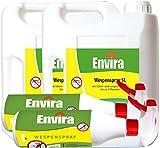ENVIRA Wespen Stopp Spray 2x5Ltr + 2x500ml
