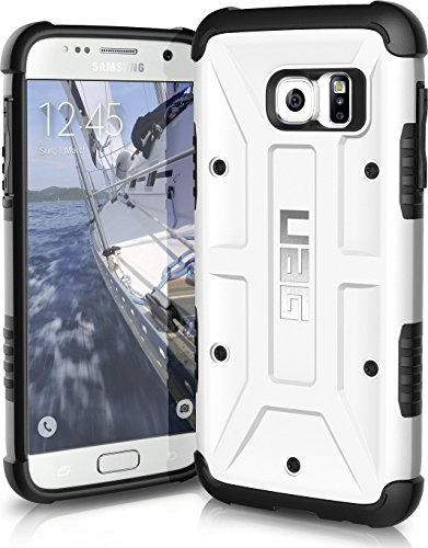 UAG Samsung Galaxy S7 [5.1-inch screen] Feather-Light Composite [WHITE] Military Drop Tested Phone Case  available at amazon for Rs.1990
