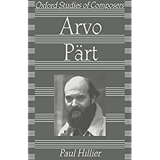 Arvo Part (Oxford Studies of Composers)
