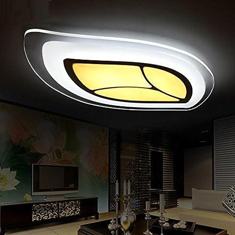 NHD-LED the living room ceiling, bedroom romantic