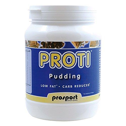 Prosport Proti Pudding, 510g Dose, Geschmacksrichtung: Vanille (Dosen Pudding)