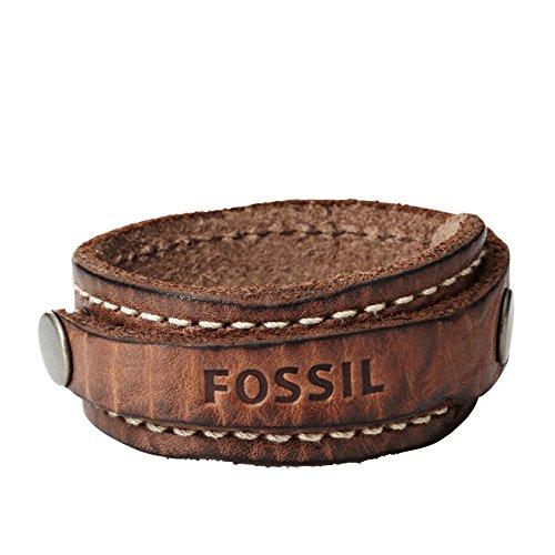 Fossil+-+Bracciale,+Acciaio+inossidabile,+Uomo