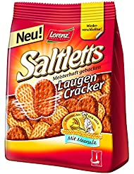 Lorenz Saltletts Laugencracker, 150 g