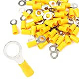 Kabelschuhe Sortiment 200-tlg 0,5-6,0 mm² Flachstecker,Ringform,Gabelform uvm.