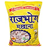 #3: Rajbhog 250 Grams Regular Lotus Seeds Pop/Gorgon Nut Puffed Kernel Makhana