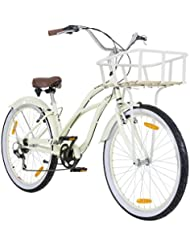 "beachc ruiser Viking cruisy Lady 26 ""Cruiser Vélo"