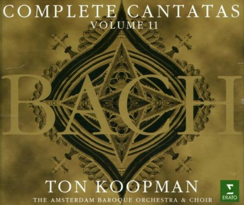Complete Cantatas Vol 11