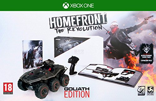 Homefront: The Revolution - Collector's [Importación Italiana]