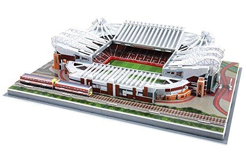 Giochi Preziosi 70002111 - 3D Stadion-Puzzle Old Trafford Manchester