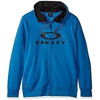 Oakley Herren Full Zip Sweatshirt Combat Fz Hoodie