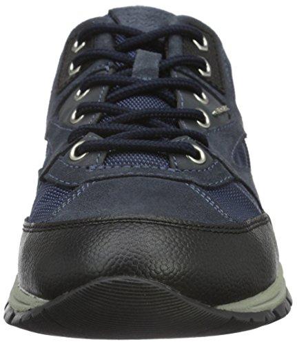Geox U Delray A, Baskets Basses Homme Blau (AVIO/DK REDC4276)
