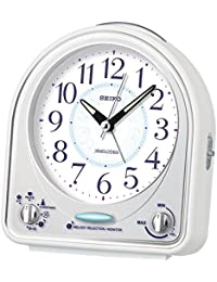 Seiko Unisex Ringer analogico bianco QHP003W