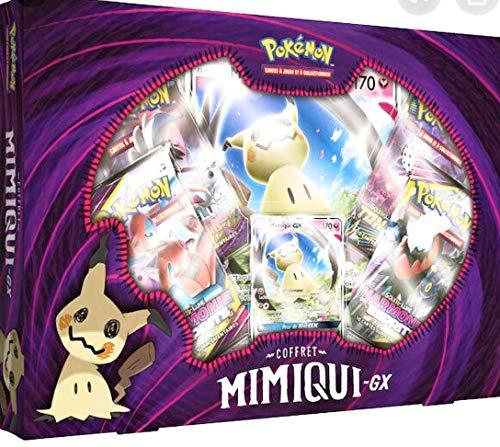 Lelivre Coffret Pokemon gx mimiqui
