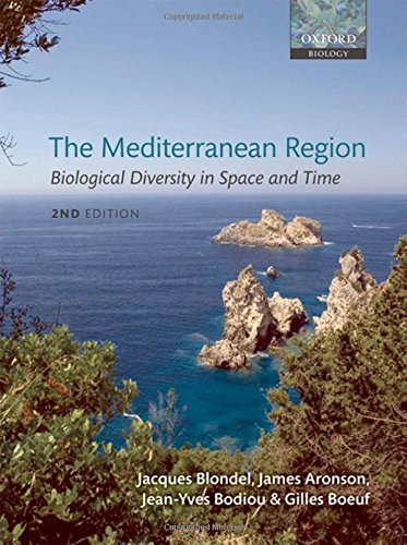 The Mediterranean Region: Biological Diversity in Space and Time