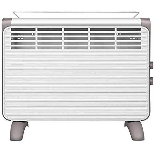 Calefactor Bajo Consumo Convector PortáTil - Calefactor EléCtrico Para BañO De Oficina En Casa, Montaje...