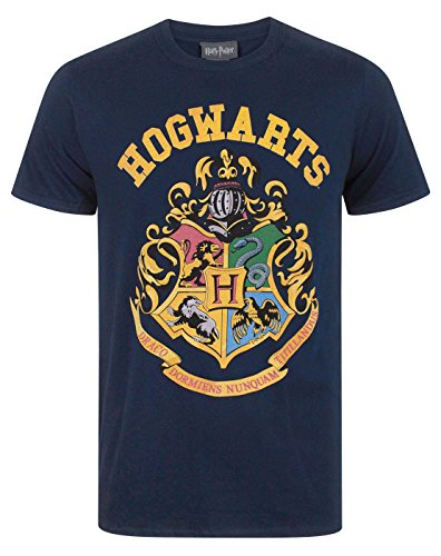 Hombres - Official - Harry Potter - Camiseta (M)