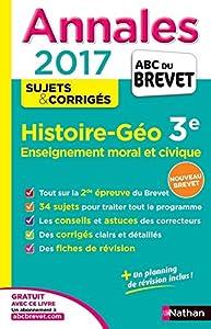 """Afficher """"Histoire Géographie"""""""