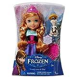 Puppe die Eiskönigin–Prinzessin Elsa oder Anna 15cm–Modell zufällige