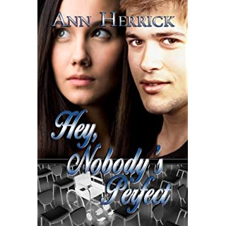 Hey, Nobody's Perfect (Books We Love young adult romance Book 2) (English Edition)