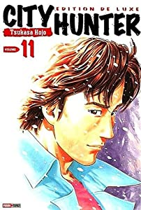 City Hunter - Nicky Larson Edition de luxe Tome 11