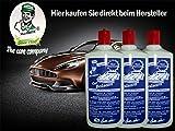 Herbstangebot 3 Flaschen Car Balsam je 0.5 Ltr.